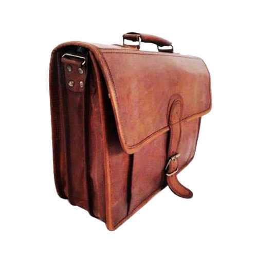 Mens Leather Office Bags