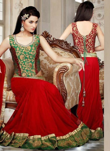Ladies Lehenga Choli 01