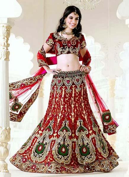 Ladies Lehenga Choli 04
