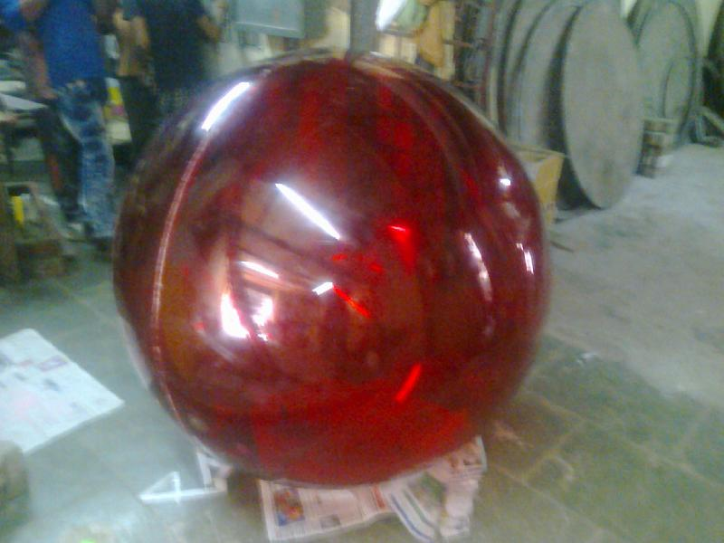Acrylic Dome 01
