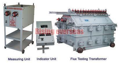 Flux Testing Transformer