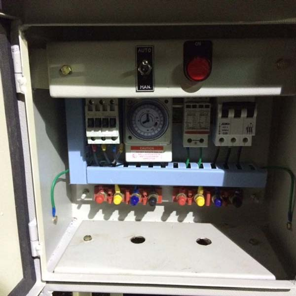 Electrical Feeder Panel 02