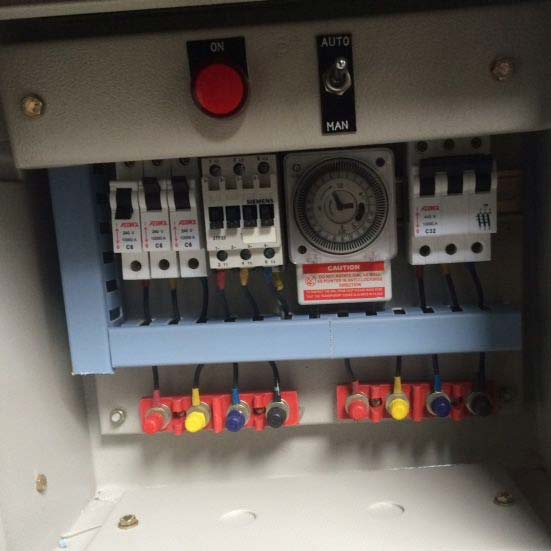 Electrical Feeder Panel 04