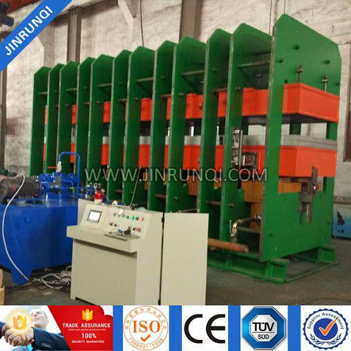 1200T Rubber Non Slip Mat Making Machine