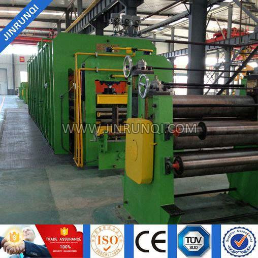 Conveyor Belt Press Machine