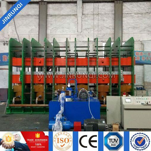 Conveyor Belt Vulcanizing Press Machine