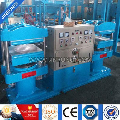 Four Pillar Type Lab Plate Vulcanizer