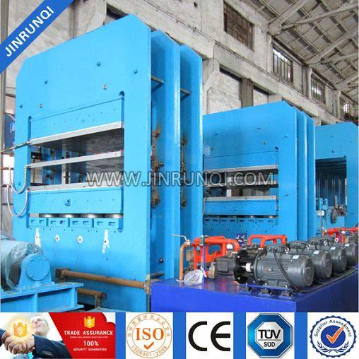 Hydraulic Vulcanizing Press & Rubber Plate Vulcanizer & Prevulcanzing