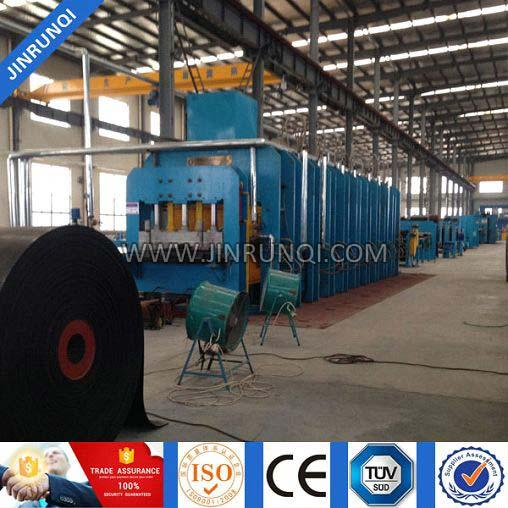 Rubber Conveyor Belt Vulcanizing Machine Xlb-2700*5600 / 4500 Ton