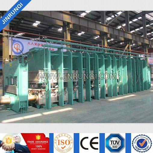 Rubber Sidewall Conveyor Belt Vulcanizing Press