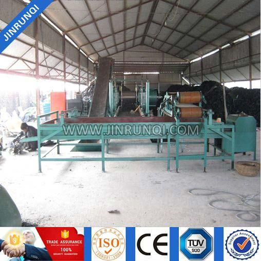 Semi-Auto Rubber Powder Production Line