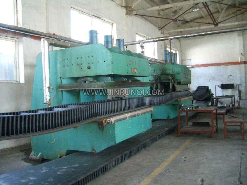 Side Wall Rubber Conveyor Belts Vulcanizing Equipment
