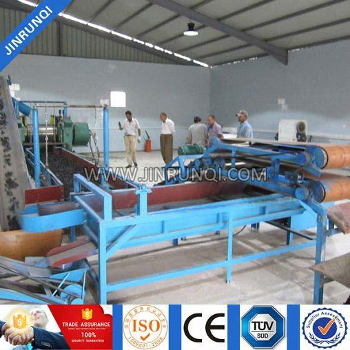 Waste Tire Recycling Rubber Powder Machine