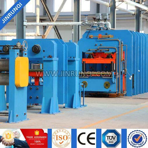 XLB-1400*5700*2 Conveyor Belt Vulcanizing Press Machine