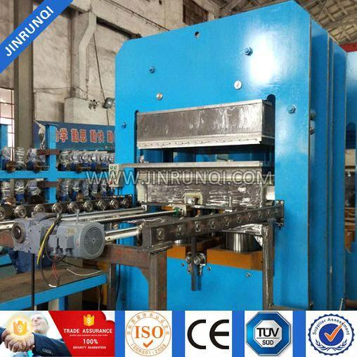 XLB Series Rubber Plate Vulcanizing Press Frame-Type Steam Heating Con