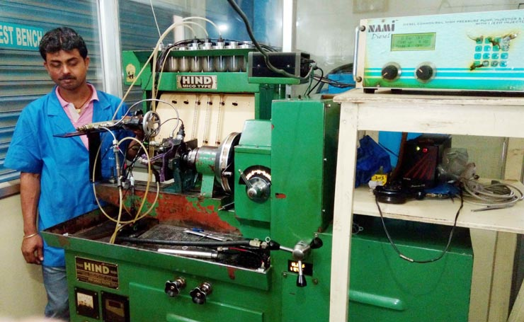 Fuel Injection Pump Repairing Services