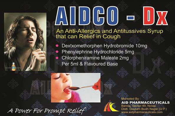 Aidco-Dx Syrup