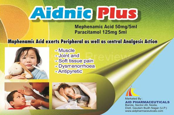 Aidnic Plus Syrup