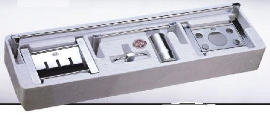 AISI 304 Stainless Steel Bathroom Set (SN 1103)