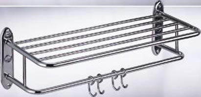 J4 Stainless Steel Towel Racks (SNJ4-231)