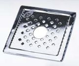 Square in Square with Center Hole (Mirror Finish SNJ4- 262)