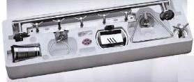 SN 250 BS Stainless Steel Bathroom Set (SNJ4-251 BS)