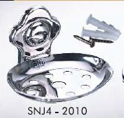 Stainless Steel Wall Mounted Soap Dish - SNJ4- 2010