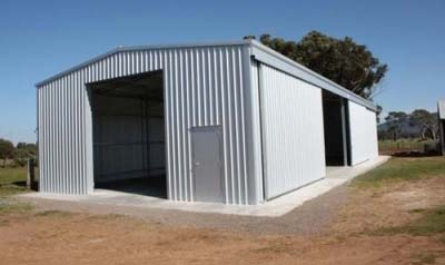 Shed House