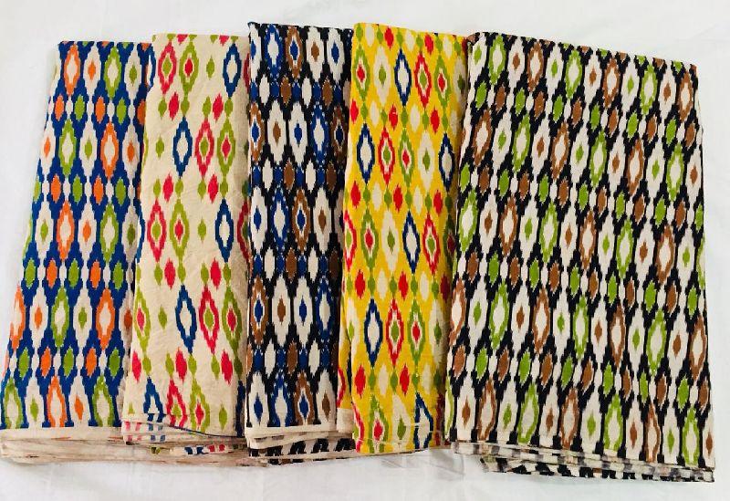 Kalamkari Cotton Fabric 05