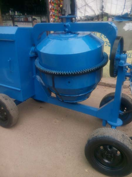 Concrete Mixture Machine 01