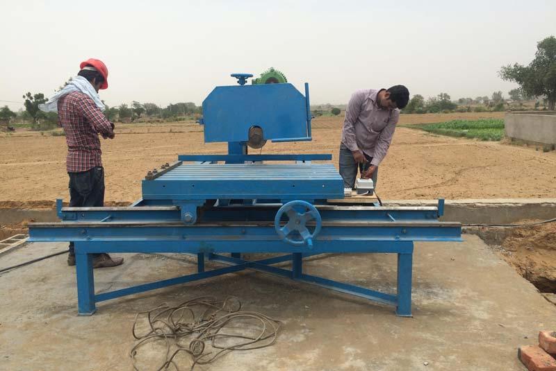 Marble Cutting Machine