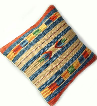 Handloom Cushion Cover 02