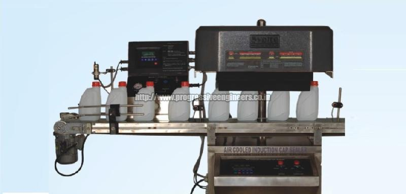 Air Cooled Induction Sealing Machine