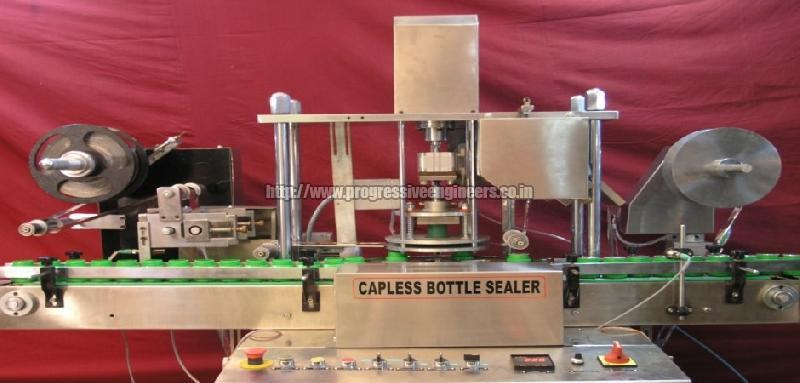 Capless Bottle Sealing Machine 01