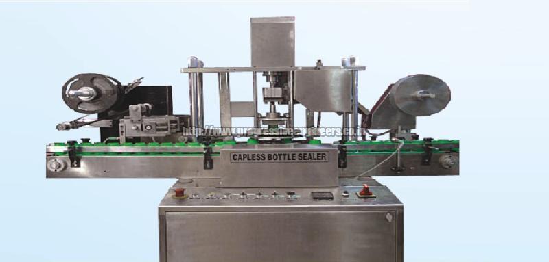 Capless Bottle Sealing Machine 02