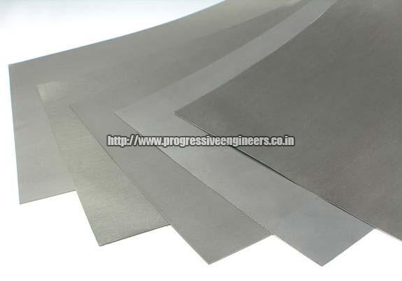 Metal Absorber Sheets