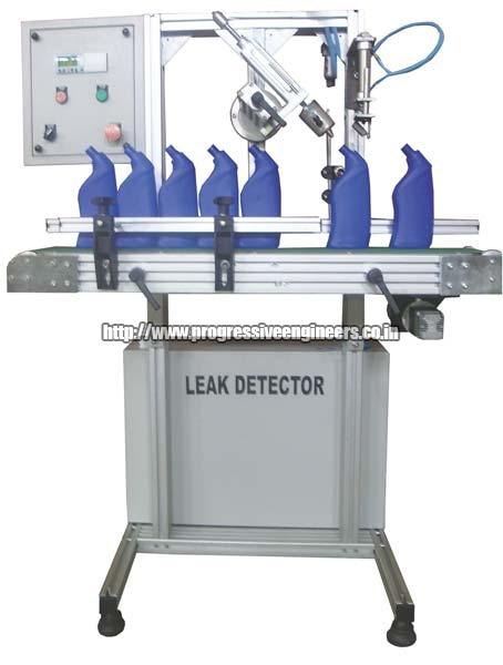 Plastic Bottle Leak Tester
