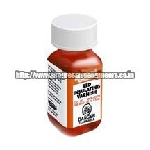 Red Insulating Varnish Coating (4228)