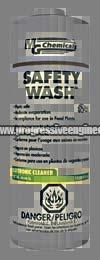 Safety Wash Liquid Cleaner (4050)