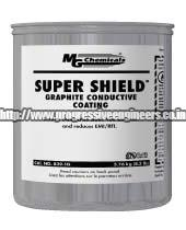 Super Shield Graphite Conductive Coating (839)