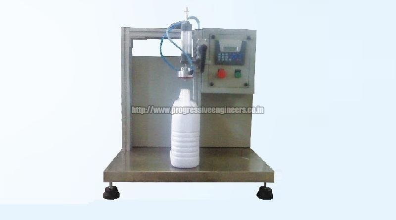 Tabletop Pre Fill Leak Detector