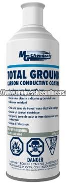 Total Ground Carbon Conductive Coating (838)