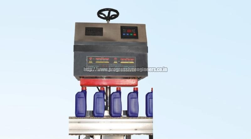 Water Cooled Induction Sealing Machine