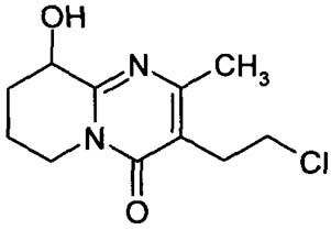 3-(2-Chloroethyl)-9-Hydroxy-2-Methyl-6,7,8,9-Tetrahydro-4H-Pyrido [1,2