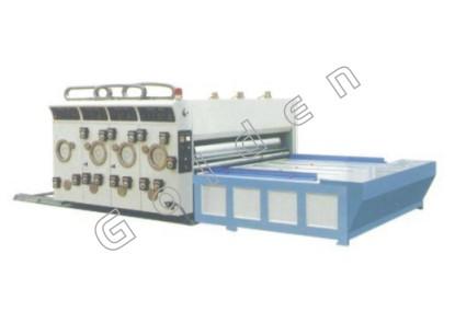 Colour Printer Slotter Or Die Cutter-Machine