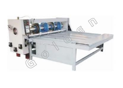 Thin Blade Cutting  & Creasing Machine