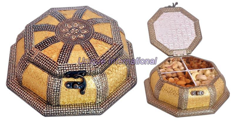 Decorative Dry Fruit Box 01