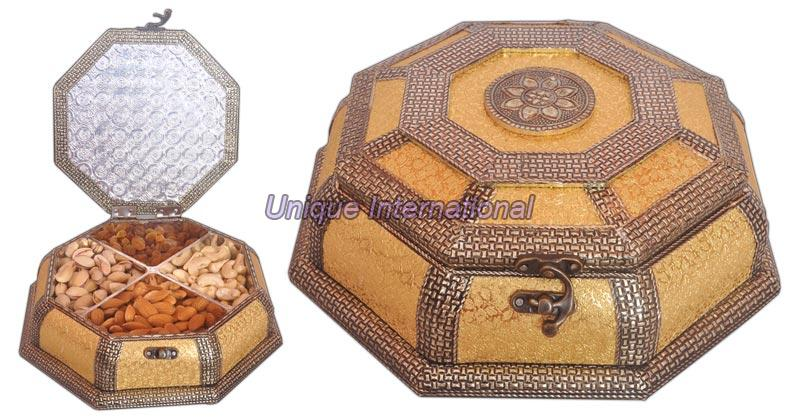 Decorative Dry Fruit Box 02