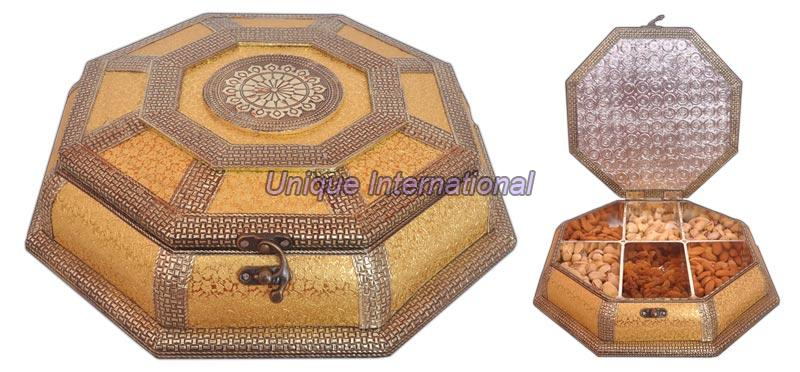 Decorative Dry Fruit Box 03