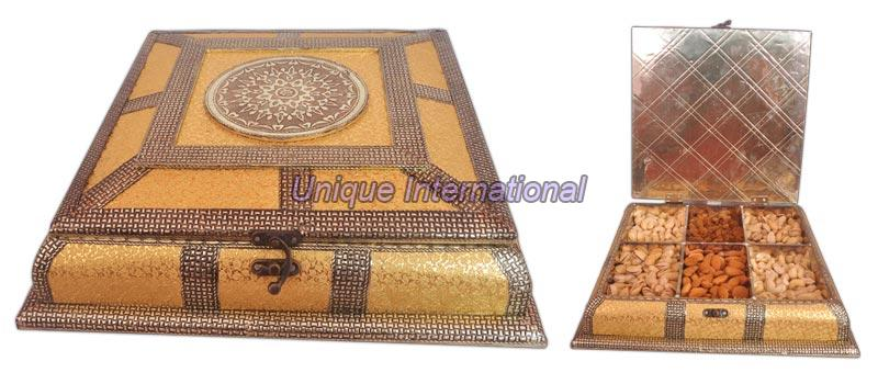 Decorative Dry Fruit Box 09